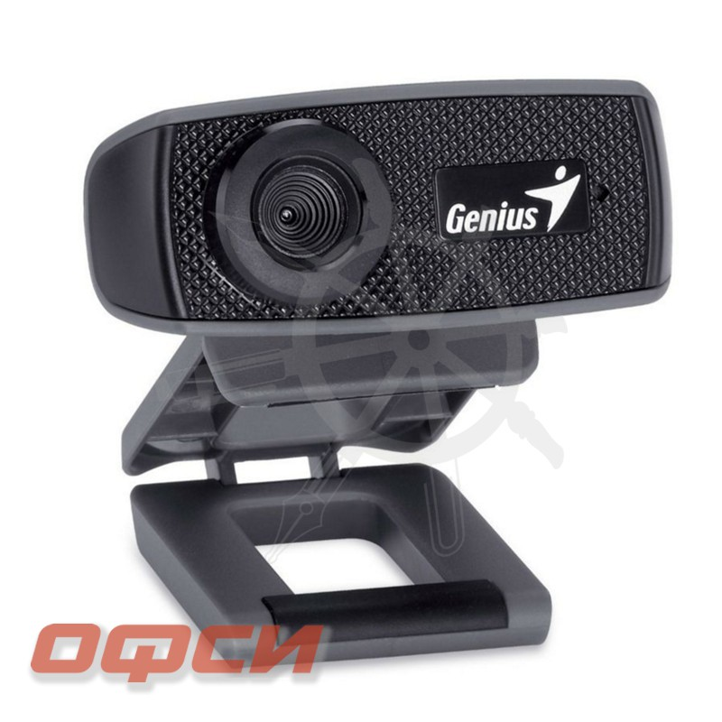 Веб-камера Genius Facecam 1000X V2,
