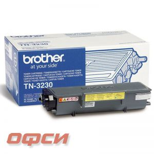 Картридж Brother TN-3230 черный