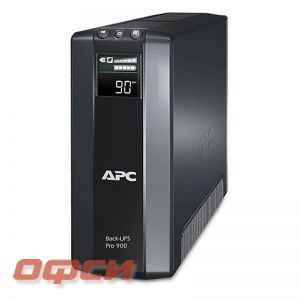 ИБП APC by Schneider Electric Back-UPS Pro 900VA (BR900G-RS)