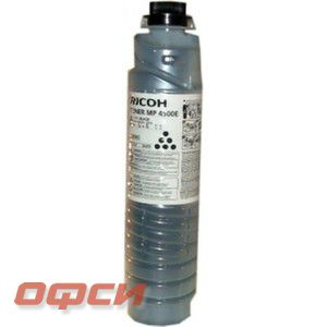 Картридж Ricoh type MP4500E 841347842077 черный