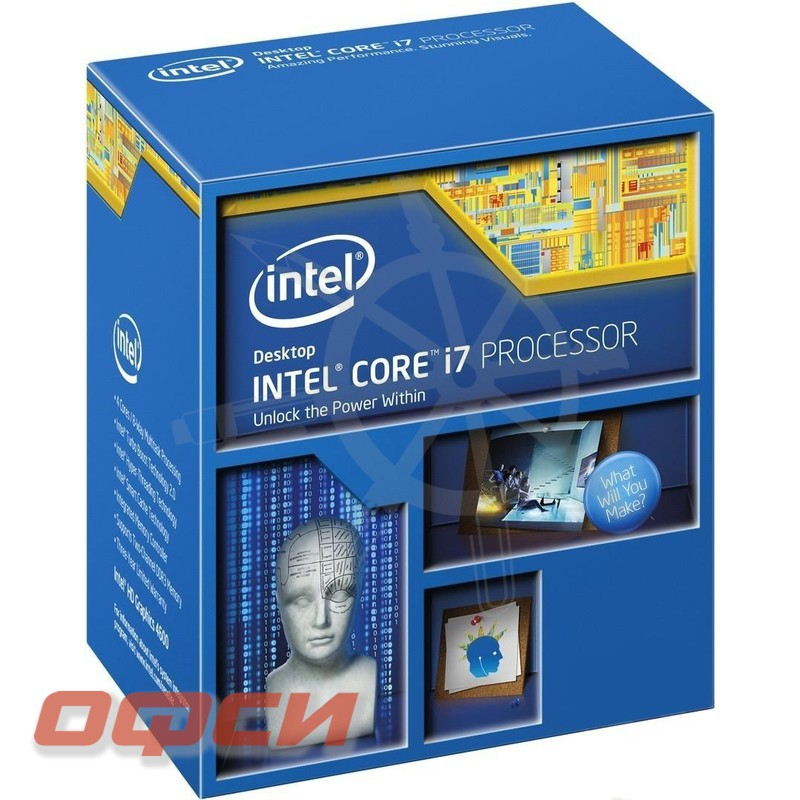 Процессор Intel Core i7-4770 3.4GHz/8M s1150 Box