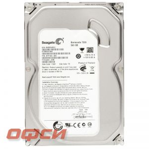 Жесткий диск Seagate Barracuda 7200.14 500GB 3,5  SATA3